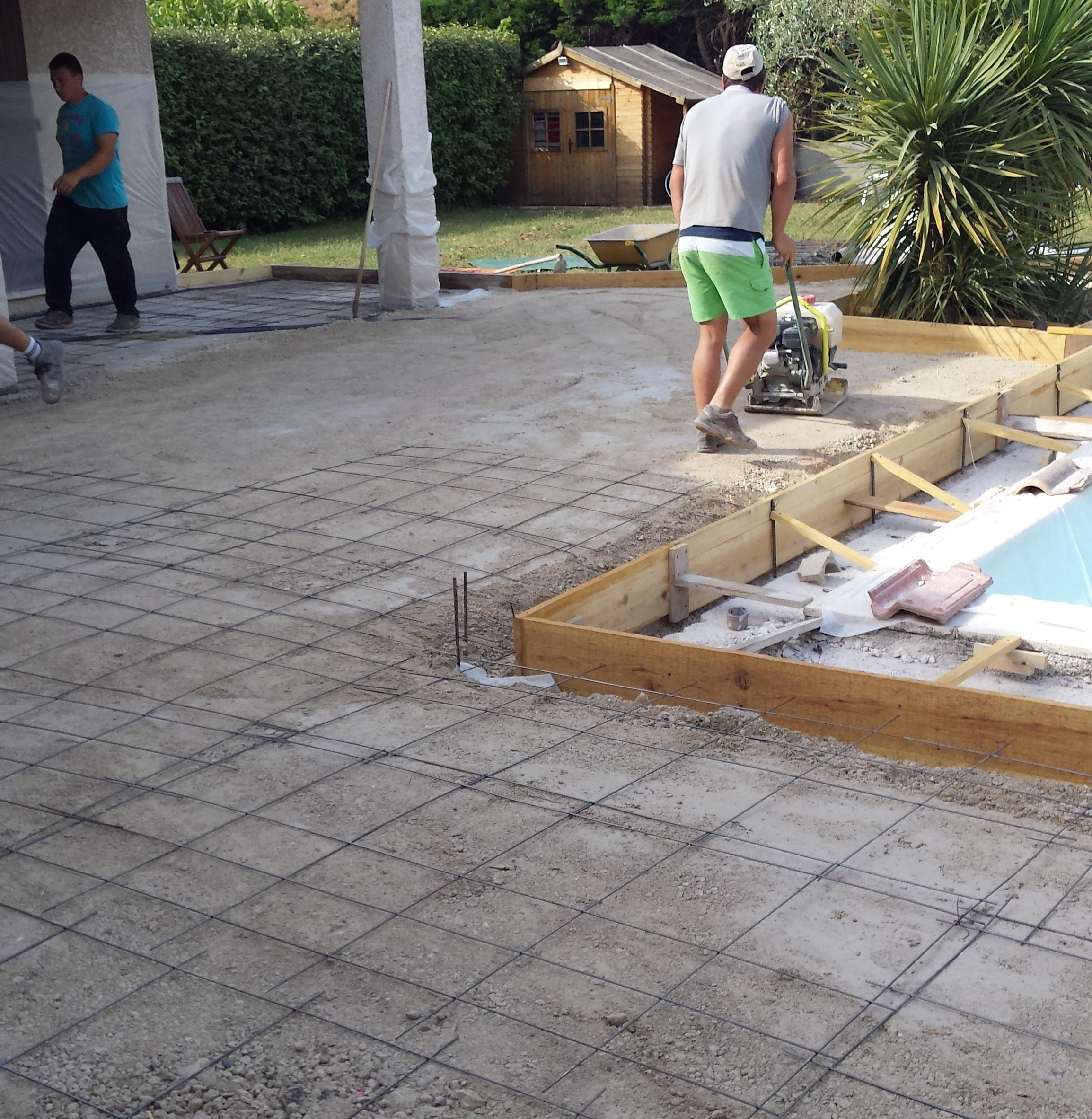 Etape 01 - Préparation du chantier